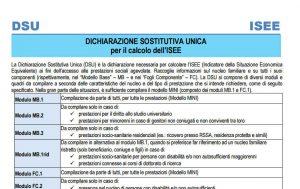 DSU per attestazione ISEE, Sportello Mamme